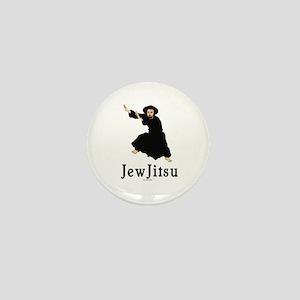 JewJitsu Mini Button