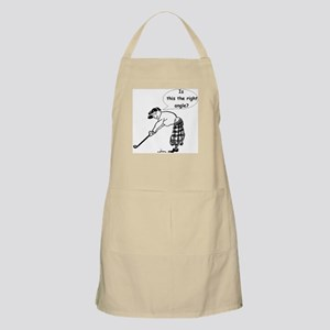*DISCOUNTED* The Right Angle? BBQ Apron