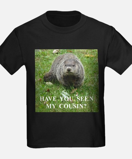 Cousin of Famous Groundhog T