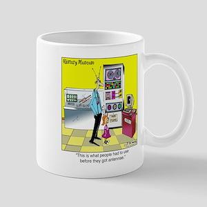 Before People Had Antennae Mug