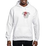 Black Eye Distribution Hooded Sweatshirt