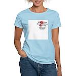 Black Eye Distribution Women's Light T-Shirt