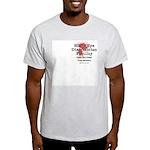 Black Eye Distribution Light T-Shirt
