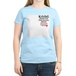KO Distribution Women's Light T-Shirt