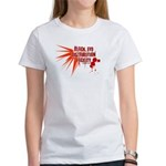 Black Eye Distribution Women's T-Shirt