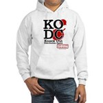 KO Distribution boxing Hooded Sweatshirt