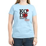 KO Distribution boxing Women's Light T-Shirt