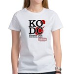KO Distribution boxing Women's T-Shirt