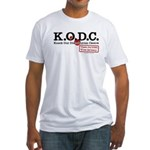 KnockOut Distribution Fitted T-Shirt
