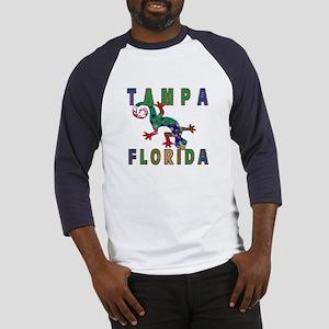 Tampa Florida Lizard Baseball Jersey
