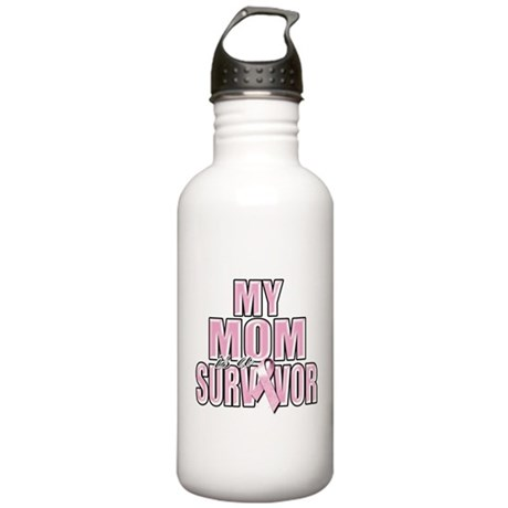 My Mom is a Survivor Stainless Water Bottle 1.0L