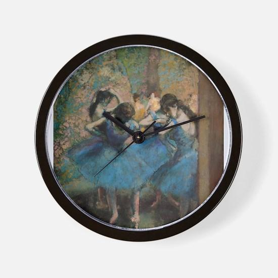 Cute Ballerina Wall Clock