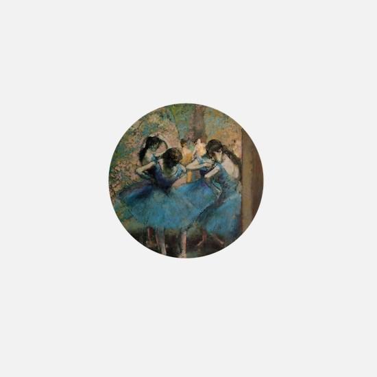 Cute Edgar degas Mini Button