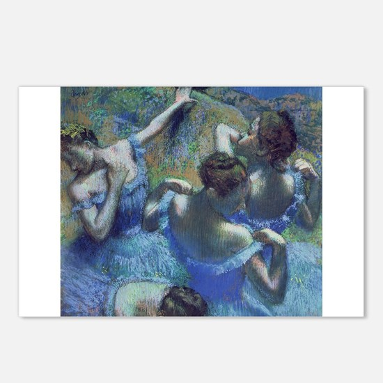 Cool Ballet dance Postcards (Package of 8)