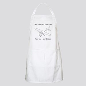 Welcome To Aviation! Apron