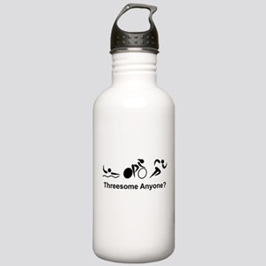 Threesome Anyone? Stainless Water Bottle 1.0L