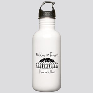 Piano Stainless Water Bottle 1.0L