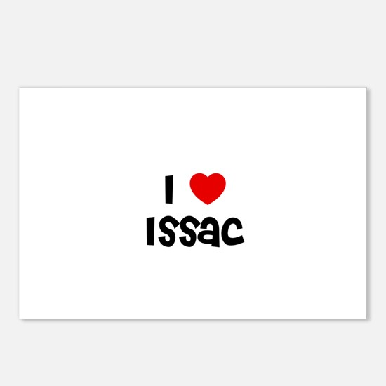 I * Issac Postcards (Package of 8)