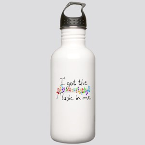 I got the music in me Stainless Water Bottle 1.0L