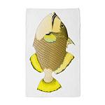 Titan triggerfish Tea Towel