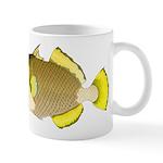 Titan triggerfish Mugs