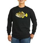 Titan triggerfish Long Sleeve T-Shirt