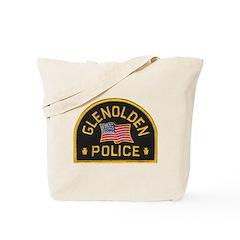Glenolden Police Tote Bag