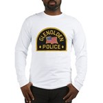 Glenolden Police Long Sleeve T-Shirt