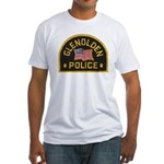Glenolden Police Fitted T-Shirt