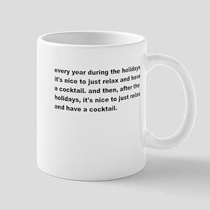 Holiday Cocktail Mug