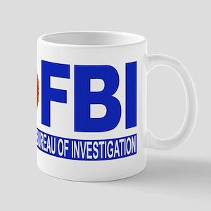 FBI Federal Bureau of Investigation Mug