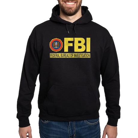 FBI Federal Bureau of Investigation Hoodie (dark)