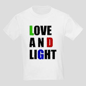 Love and Light Kids Light T-Shirt