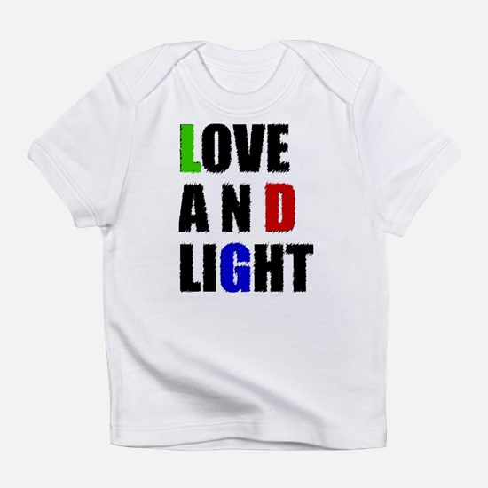 Love and Light Infant T-Shirt
