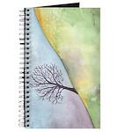 California Tree Watercolor Journal