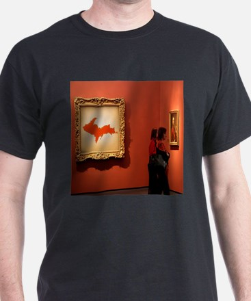 U.P. At The The Louvre T-Shirt
