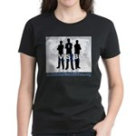 Invisible No More Team Women's Dark T-Shirt