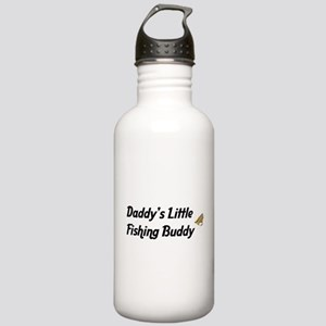 Daddy's Little Fishing Buddy Stainless Water Bottl