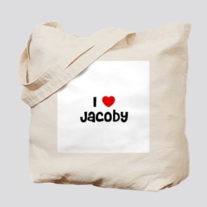 I * Jacoby Tote Bag