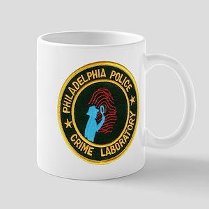 Philadelphia Police Crime Lab Mug