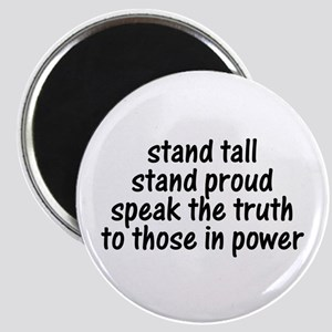 Tall Proud Truth Magnet