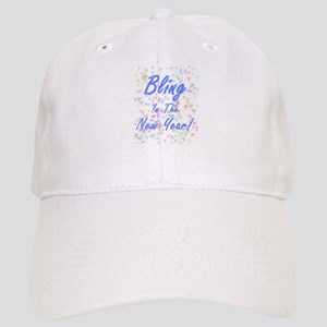 Bling in the New Year! Cap