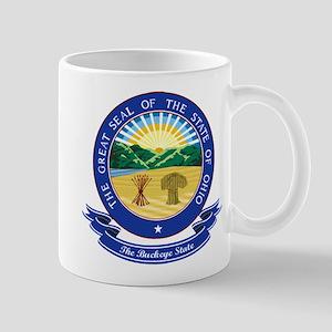 Ohio Seal Mug