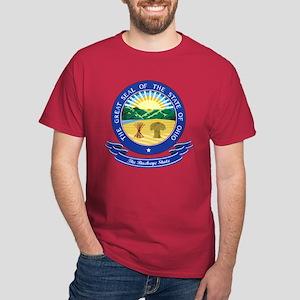 Ohio Seal Dark T-Shirt