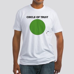 Circle of Trust Fitted T-Shirt