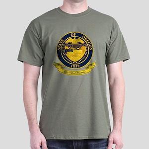 Oregon Seal Dark T-Shirt