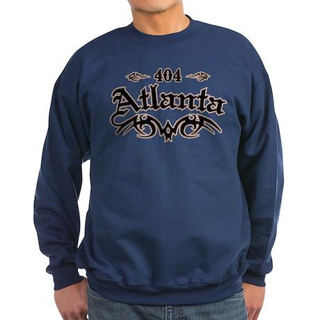 Atlanta 404 Sweatshirt (dark)