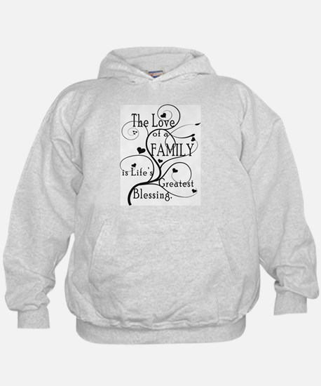 Love of Family Hoodie