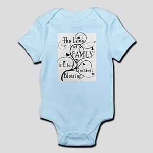 Love of Family Infant Bodysuit