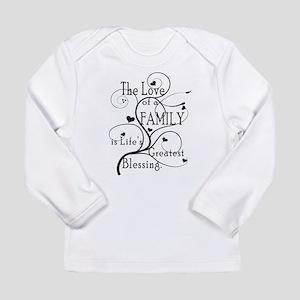 Love of Family Long Sleeve Infant T-Shirt